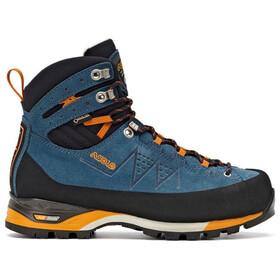 Asolo Traverse GV Zapatillas Mujer, azul/negro